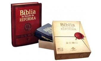 Biblia comemorativa 500 anos