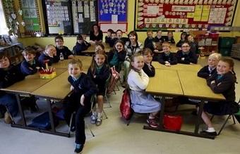 Escola reino unido