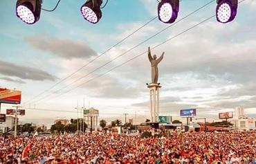A Bolívia é de Jesus