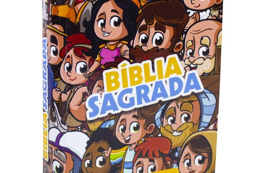 Biblia figurinhas