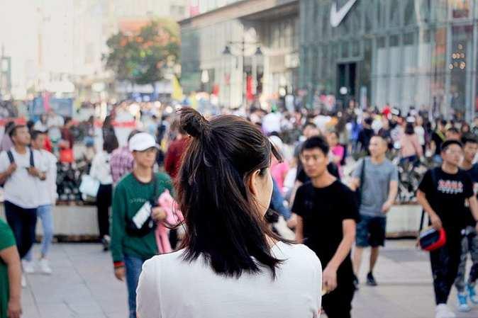 Estudantes asiáticos. (Foto: IMB)